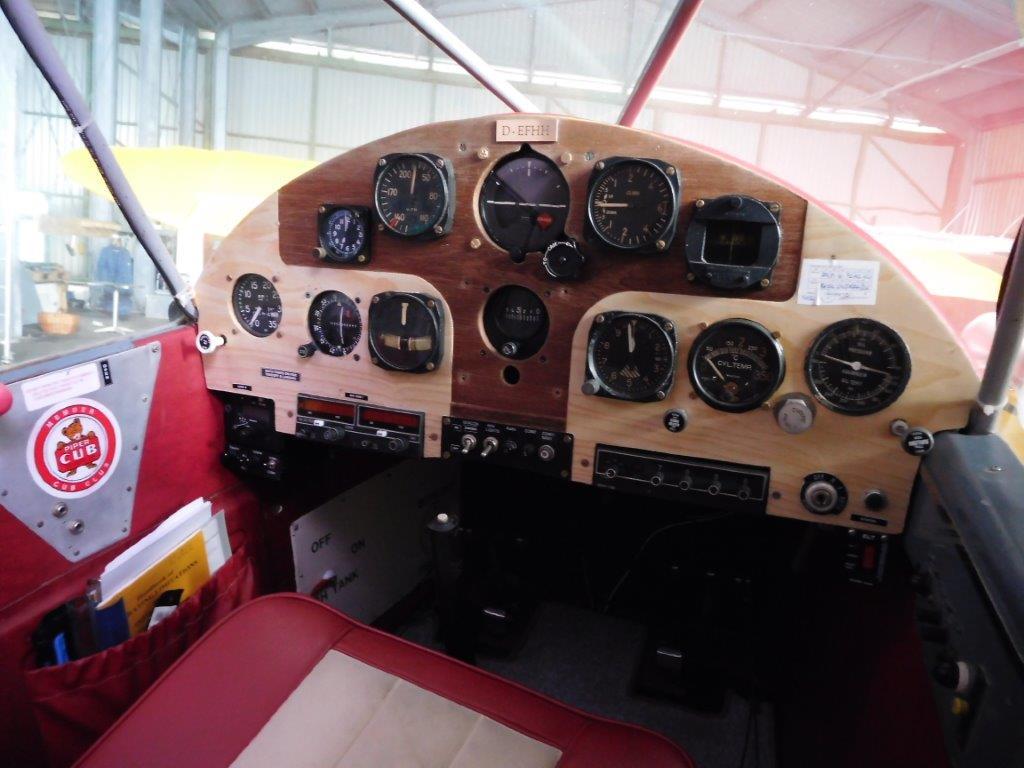 Piper Pa12  U2018super Cruiser U2019