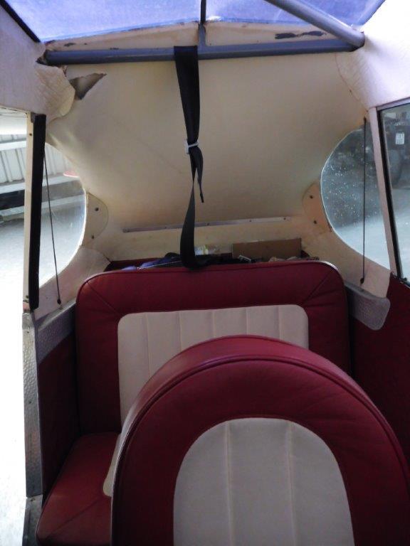 Piper Pa12 Super Cruiser